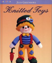 Jean Greenhowe Knitted Toys