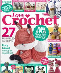Love Crochet - June 2016