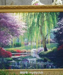 Willow Pond(450x374)